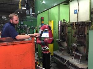 smart collaborative robot