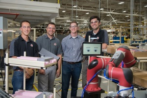 Rethink Robotics team - 1000x667